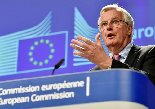 Barnier: Unrealistic to 'get Brexit done' by 2021