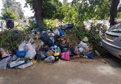 Montagu Road mezarlığında gönüllü temizlik yapılacak