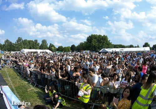 Londra'da 7. Alevi Kültür Festivali coşkusu yaşandı (VIDEO)
