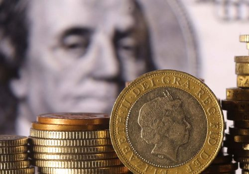 Pound sinks as general election speculation grow