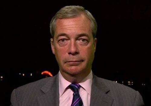 Nigel Farage: Siyasete geri dönebilirim