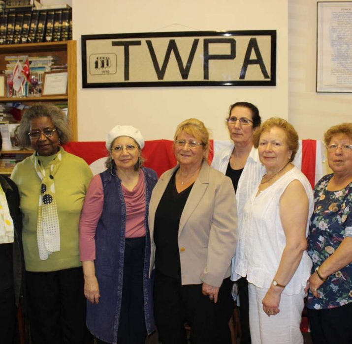 TWPA elects the new board of directors