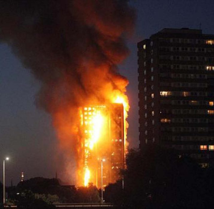 London fire: 12 dead, 20 in critical care after tower block blaze