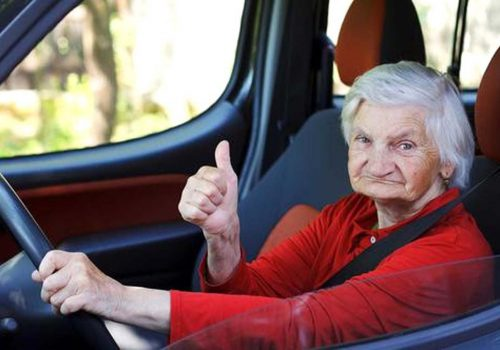 Confused pensioner, 83, accidentally drives 300 miles after she missed turn-off