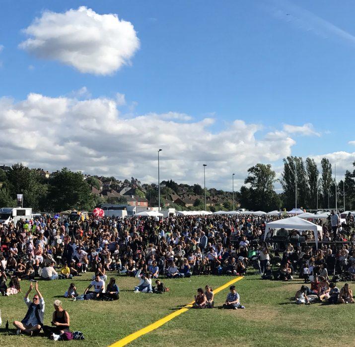 20 bin Kıbrıslı festivalde buluştu