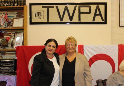 TWPA'da yeni başkan ve yönetim kurulu seçildi