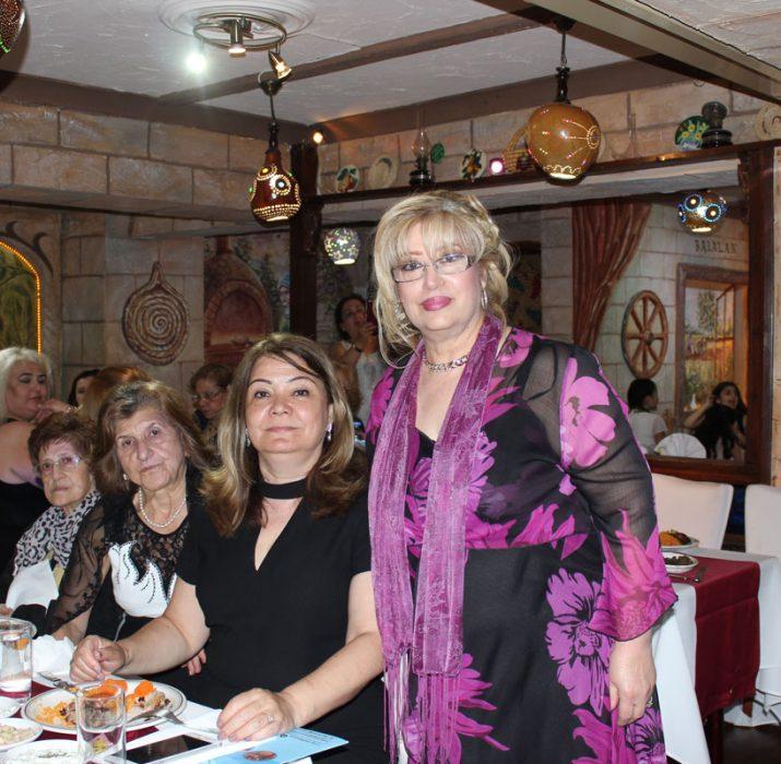 Türk Aile Birliği yıl sonu buluşma etkinliği coşkulu bir şekilde kutlandı