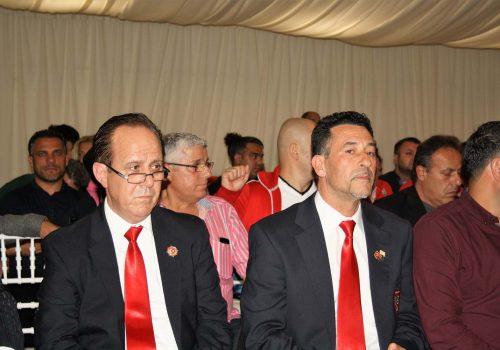 Kemal Soyer, kıl  payıyla başkan