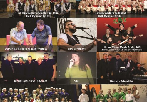London is getting ready for the big Northern Cyprus Festival