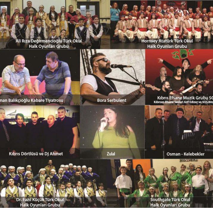 Londra büyük Kıbrıs Türk Festivali'ne hazırlanıyor