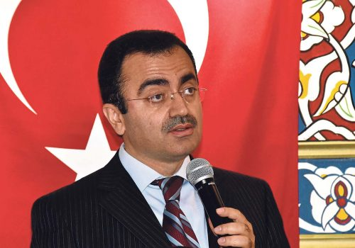 Turkish Religious Affairs UK hosted an Iftar evening