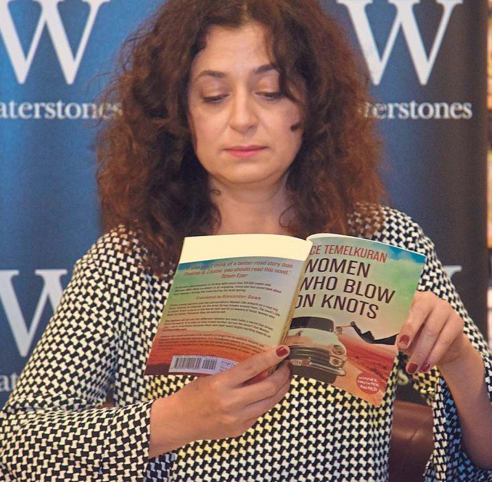 Ece Temelkuran launched her new book in London