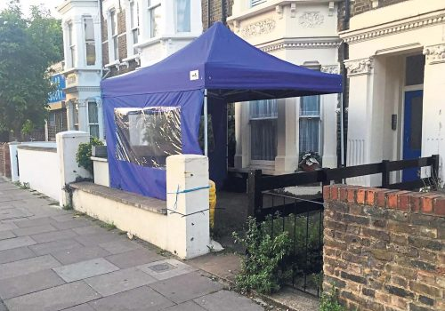 Kilburn stabbing: Man charged with murder after prostitute found knifed to death in flat