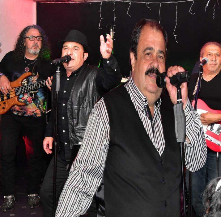 Bu konser kaçmaz: Grup SOS ve Arif Edizer
