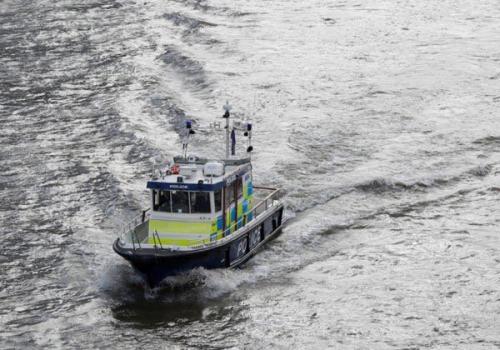 Saldırı sonrası Thames nehrinde ceset bulundu