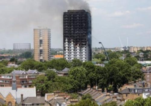 Londra yangını: Grenfell Kulesi'nde 6 kişi öldü