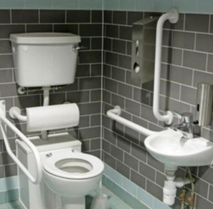 İngiltere'de halka açık tuvaletlerde gizli kamera şoku