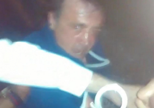 Finsbury Park saldırganının görüntüleri ortaya çıktı (VIDEO)
