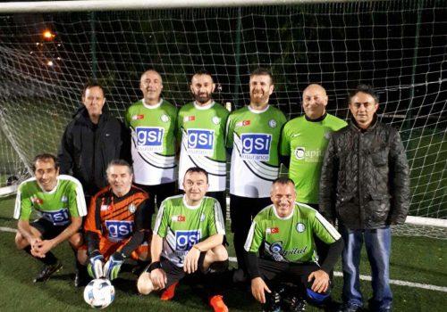 TTFF Veteranlar Yaz Ligi'nde ikinci hafta