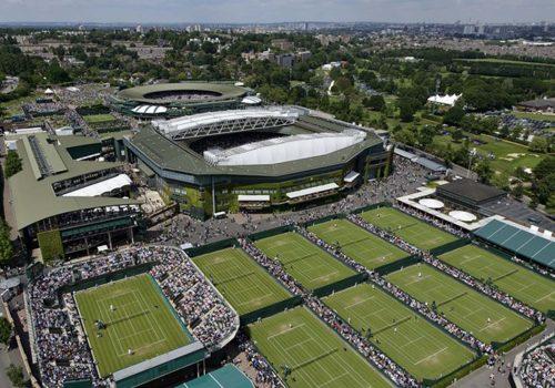 Wimbledon'da 3 milli tenisçinin eleme heyecanı