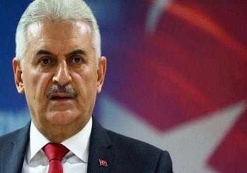"""""""Binali Yıldırım'ın Atina ziyareti Kıbrıs konferansı için önemlidir"""""""