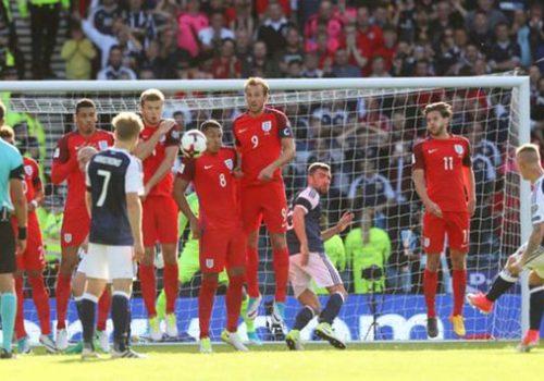 İskoçya-İngiltere: 2-2