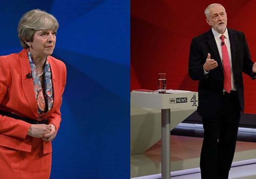 General election 2017: Jeremy Corbyn and Theresa May face TV grilling