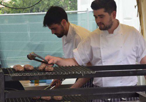 Taste of London: Turkish stall awaits your mark!