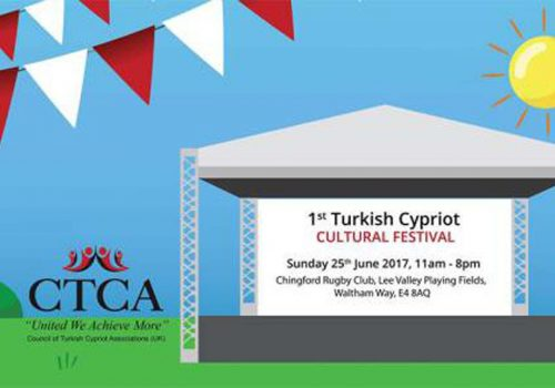The first North Cyprus festival's preparations are ongoing