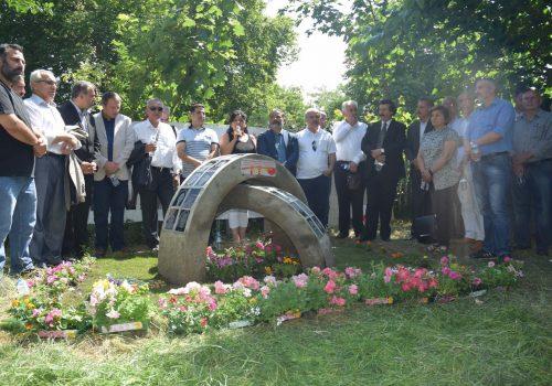 London Madımak Monument was renewed