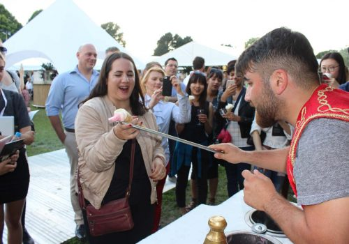Turkish delicacies hits Taste of London 2017