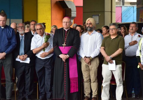 Britain Alevi Federation was in solidarity with Grenfell victims