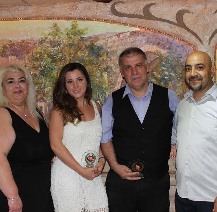 Turkish school enjoys reunion dinner and iftar