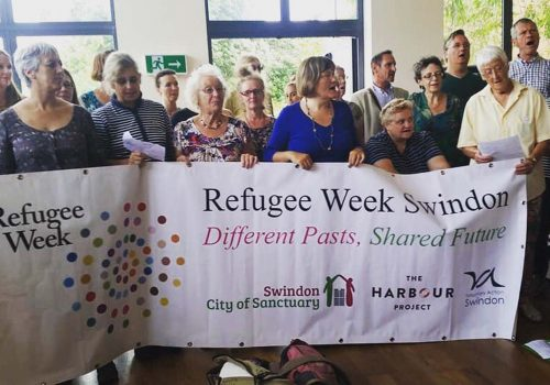 London saw the refugee week 2017 with celebration and commemorations