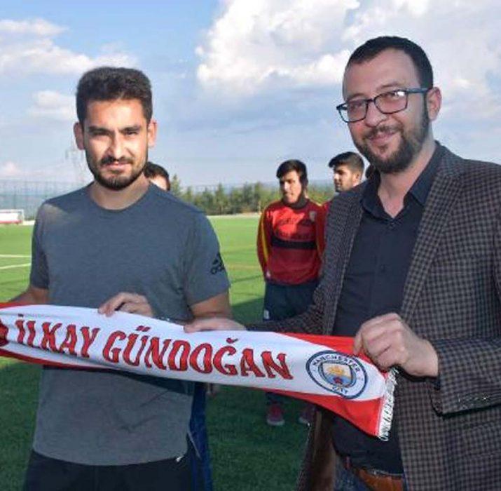 İlkay Gündoğan, Dursunbey'de