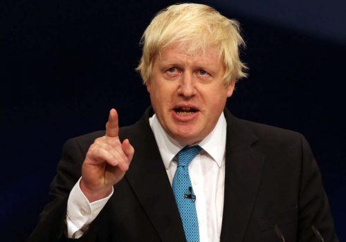 May'in yerine Boris Johson