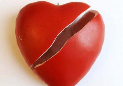 Kırılan bazı kalpler hiç iyileşemeyebilir