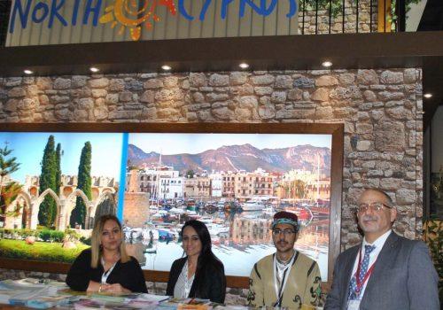 KKTC Turizm Ofisi'ne 250 bin poundluk destek