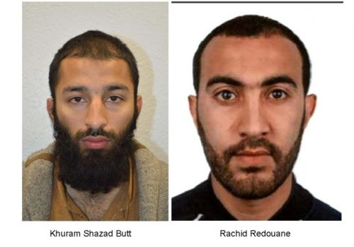 3 teröristten ikisinin kimliği açıklandı