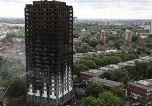 Londra yangınında toplam can kaybı aylarca bilinemeyecek