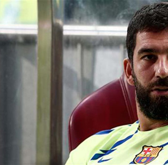 Barcelona player Arda Turan retires from international football amid row over attack on journalist