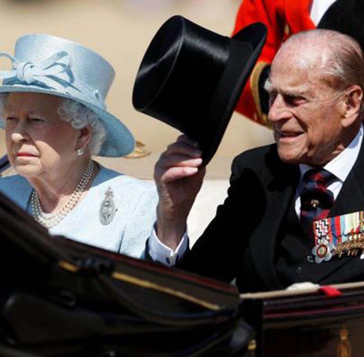 Kraliçe 2. Elizabeth'in resmi doğum günü kutlaması