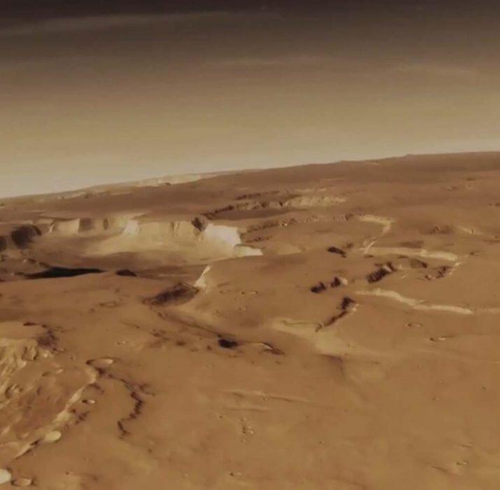 Mars'ta yaşam ihtimali düşük