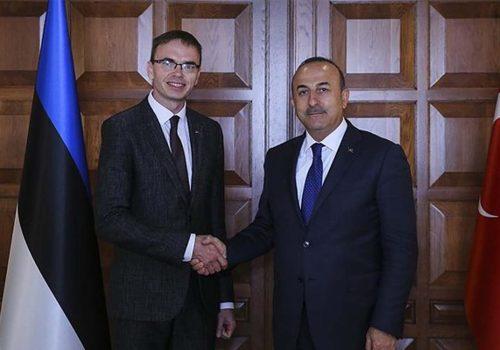 Çavuşoğlu: Bundan sonra Kıbrıs'ta başka süreçler olacak