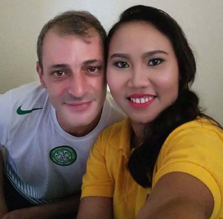 Düğününe günler kala Filipinler'de vuruldu
