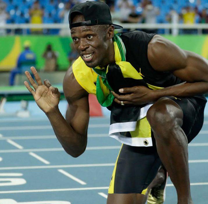 Bolt, Londra'da 100 ve 4×100 metre koşacak
