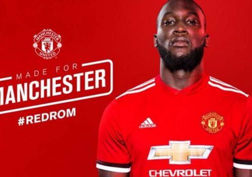 Manchester United, Lukaku'yu resmen açıkladı