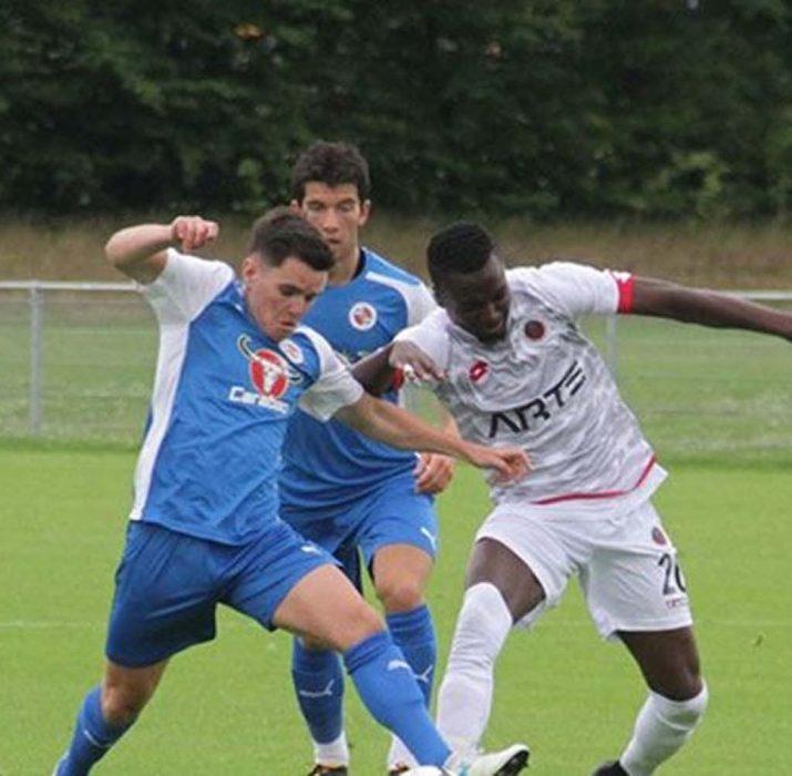 Gençlerbirliği, Reading ile 2-2 berabere kaldı