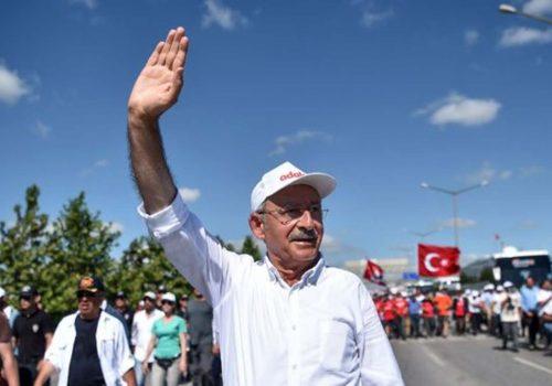 Kılıçdaroğlu Guardian'a yazdı