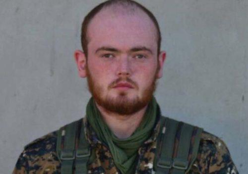 Briton Luke Rutter killed fighting IS in Syria
